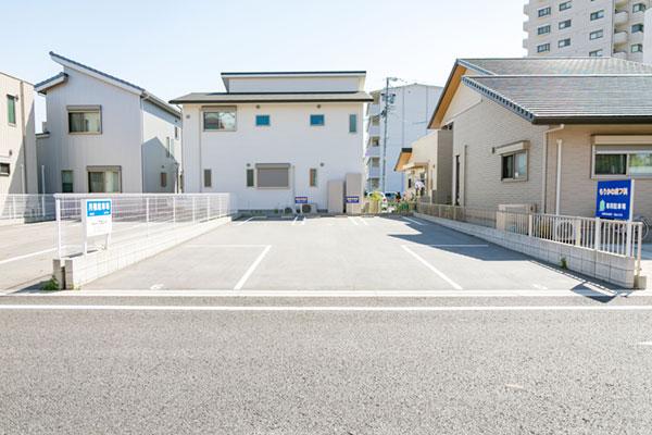 当院第2駐車場(5台分)があります